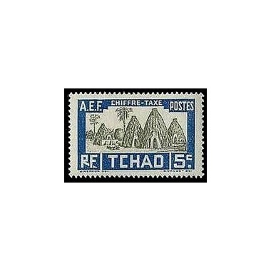 Tchad N° TA 012 N **