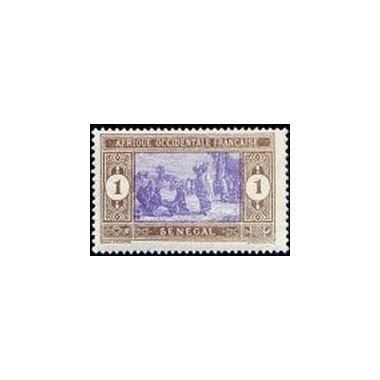 Senegal N° 053 N**