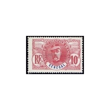 Senegal N° 034 Obli