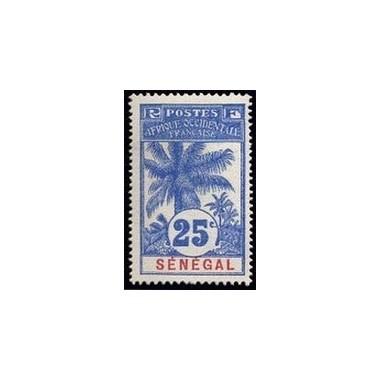 Senegal N° 037 Obli