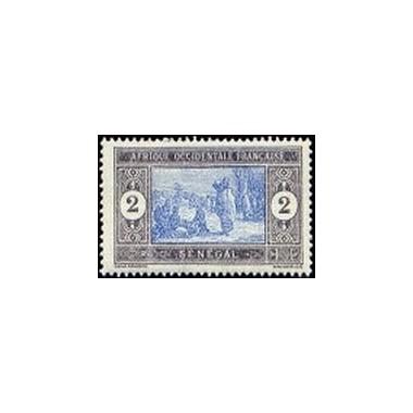 Senegal N° 054 Obli