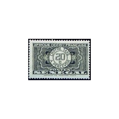 Senegal TA N° 025 N*