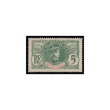 Mauritanie N° 004 N *