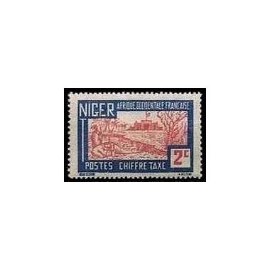 Niger  TA N° 009 N **