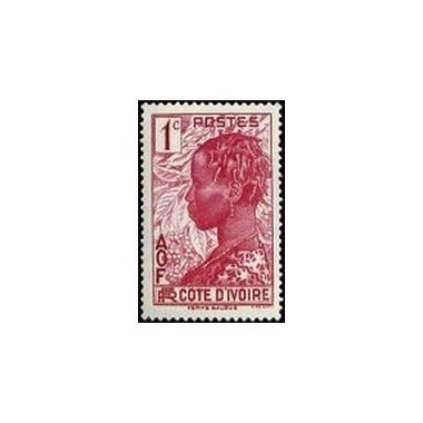 Cote d'Ivoire N° 109 N **