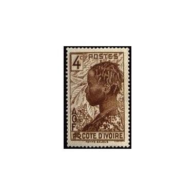 Cote d'Ivoire N° 111 N **