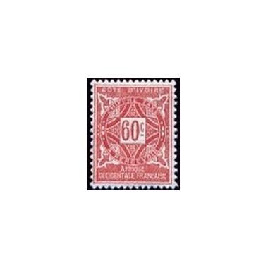 Cote d'Ivoire N° TA015 N *