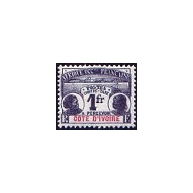 Cote d'Ivoire N° TA008 N *