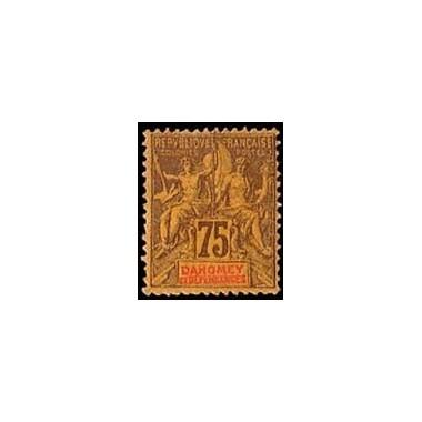 Dahomey N° 014 N *