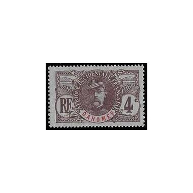 Dahomey N° 020 N *