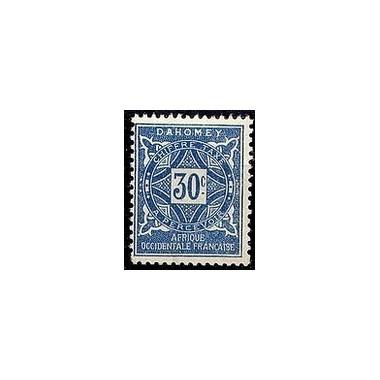 Dahomey N° TA013 N *