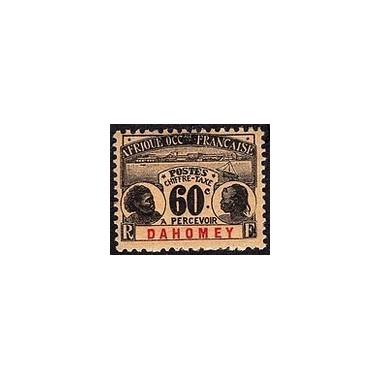 Dahomey N° TA007 N *