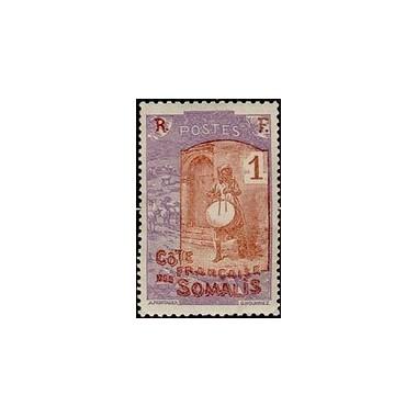 Cote des Somalis N° 083 N **