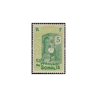 Cote des Somalis N° 086 N **
