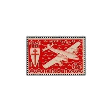 Cote des Somalis N° PA 002 N **