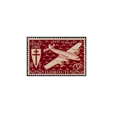 Cote des Somalis N° PA 003 N **