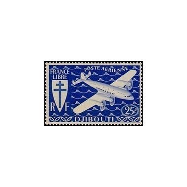 Cote des Somalis N° PA 005 N **