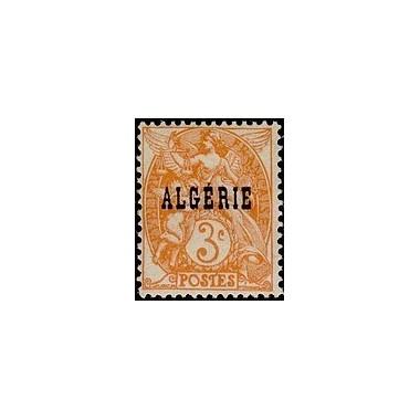 ALGERIE  Neuf * N° 004