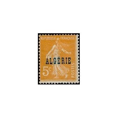 ALGERIE  Neuf * N° 007