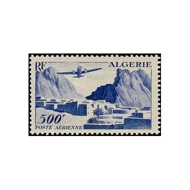 ALGERIE  Neuf * N° PA12
