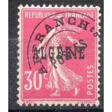 Algerie PrŽo N° 006 N*