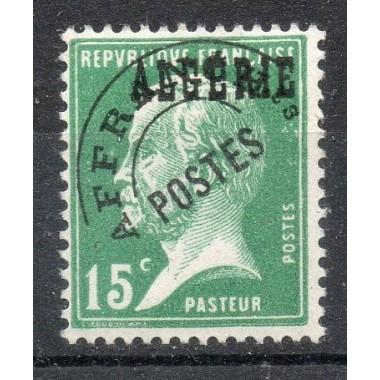 Algerie PrŽo N° 004 N*