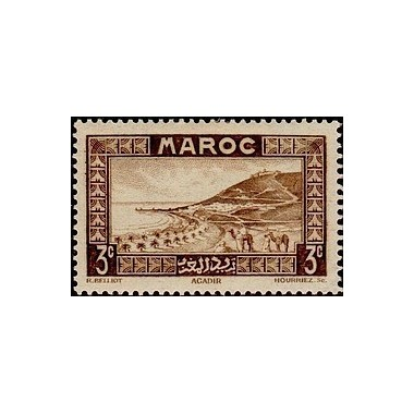 MAROC N° 130 N *