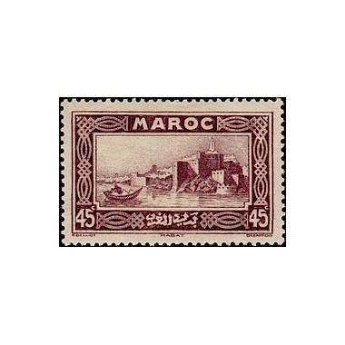 MAROC N° 138 N *