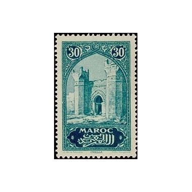 MAROC N° 108 Obli