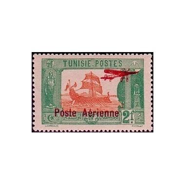 Tunisie N° PA 006 N *
