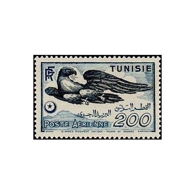 Tunisie N° PA 013 N *