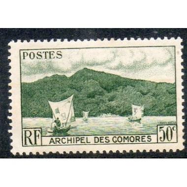 Comores N° 002 N**