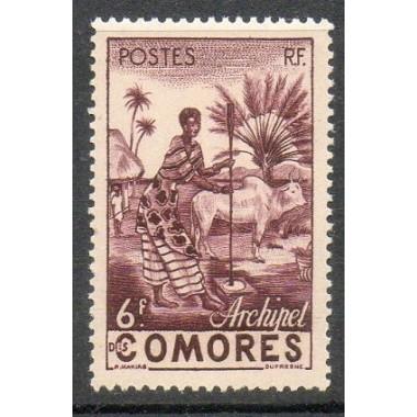 Comores N° 006 N**