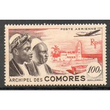 Comores N° PA002 N**