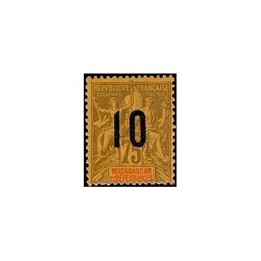 Madagascar N° 114 N **