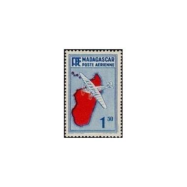 Madagascar N° PA 003 N **