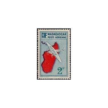 Madagascar N° PA 005 N **
