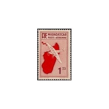 Madagascar N° PA 002 N *