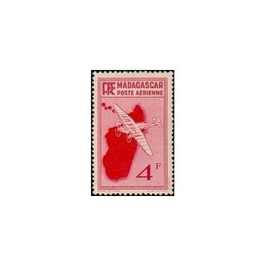 Madagascar N° PA 006 N *