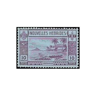 Nouvelles Hebrides N° 111 N**