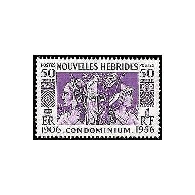 Nouvelles Hebrides N° 170 N**
