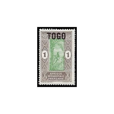 Togo N° 101 N **