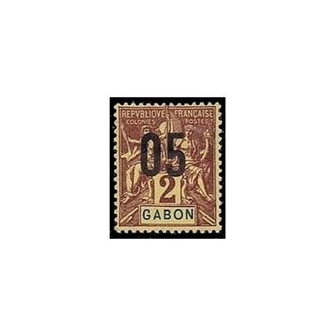 Gabon N° 066 N **