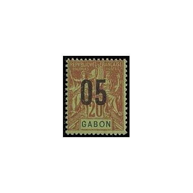 Gabon N° 069 N **