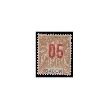 Gabon N° 071 N **