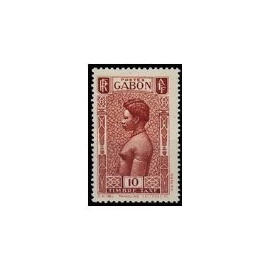 Gabon N° TA 24 N **