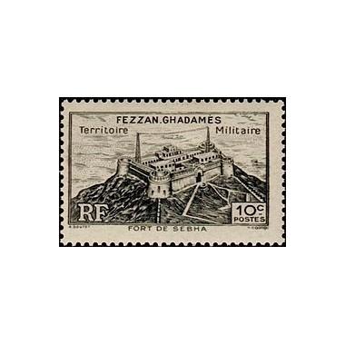 Fezzan N° 28 N**