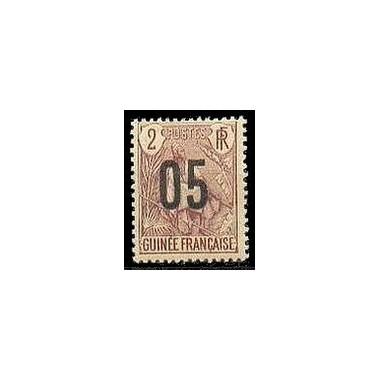 Guinée N° 055 N **