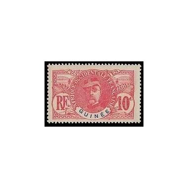 Guinée N° 037 Obli