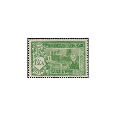 Inde N° 091 Obli